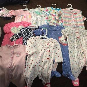 10 Baby onesies